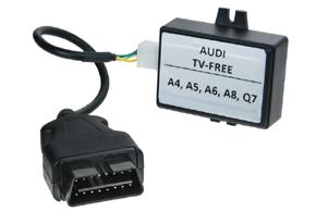 Modul pre odblok obrazu AUDI s MMI 2G