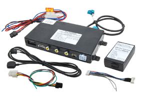 Video adaptér Audi s MMI3G navigaèným systémom