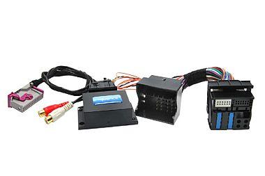 AUX adaptéry pre navigácie