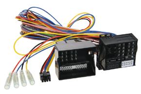 Kábel pre modul pre odblok obrazu BMW
