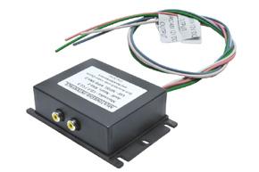 AV adaptér AUDI / SEAT / ŠKODA / VW / Mercedes