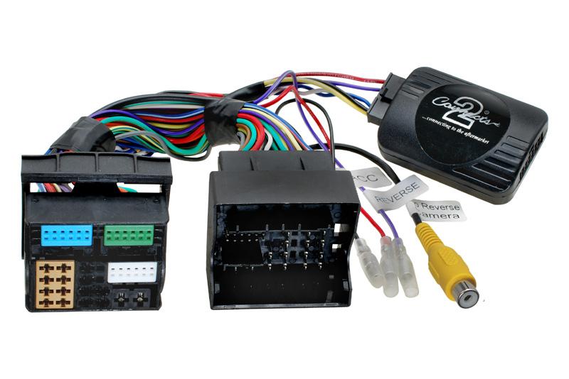 Video adaptér pre parkovaciu kameru VW / Škoda / Seat s MIB systémom