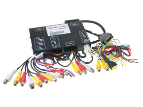 AV adaptér BMW 3-5 (08->)
