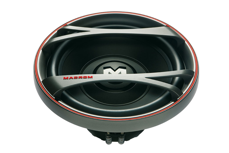 MACROM M2SW.1244 subwoofer 30cm