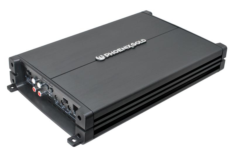 Phoenix Gold Z300.4 4-kanálový zosilovaè