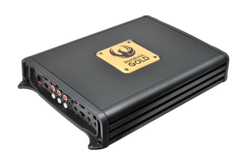 Phoenix Gold RX2 750.5  5-kanálový zosilovaè