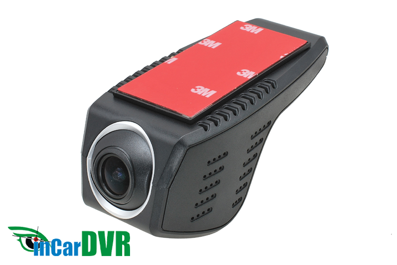 InCar DVR záznamová kamera univerzálna