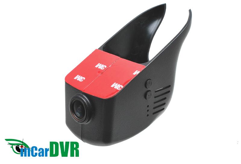 InCar DVR záznamová kamera pre japonské a kórejské automobily
