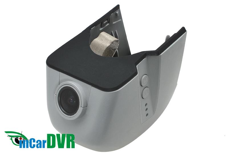 InCar DVR záznamová kamera Audi A4, A6, Q5, Q7, TT