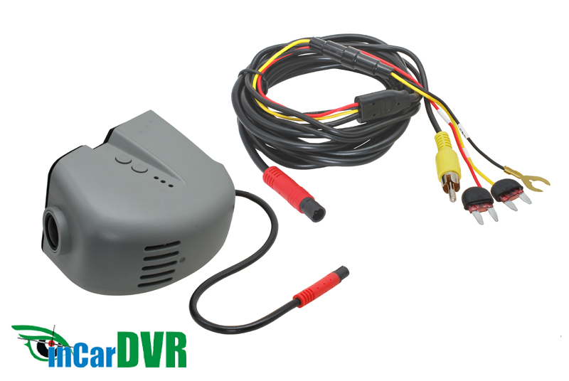 InCar DVR záznamová kamera Audi A3, A4, A6, A7, A8, Q3, Q5, Q7, R8