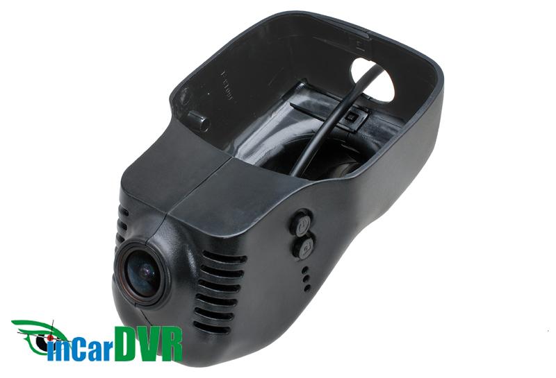InCar DVR záznamová kamera VW, ŠKODA, SEAT