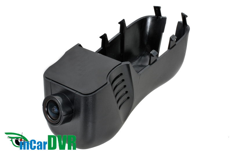 InCar DVR záznamová kamera VW Touareg (15->)