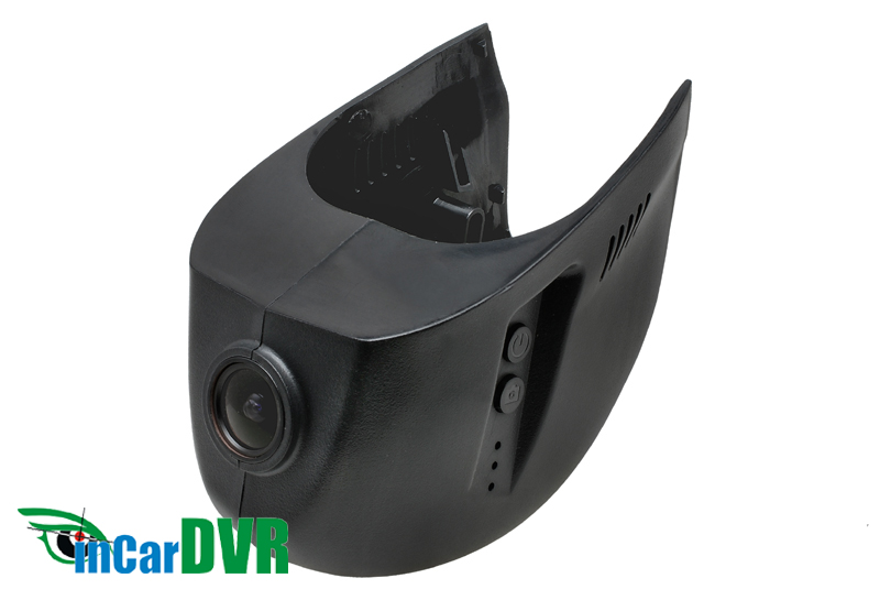InCar DVR z�znamov� kamera VW GOLF VII.(11/2012->)