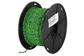 Kábel repro 2x0,75mm - zelený