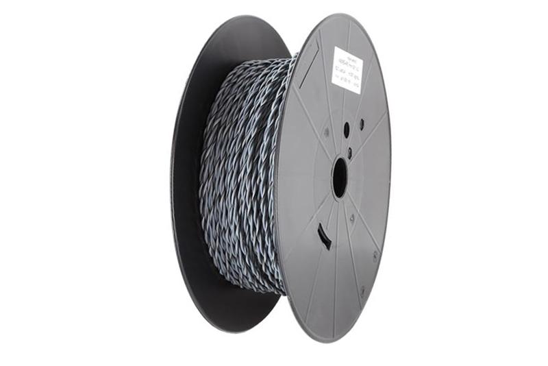 Kábel repro 2 x1,5mm šedý