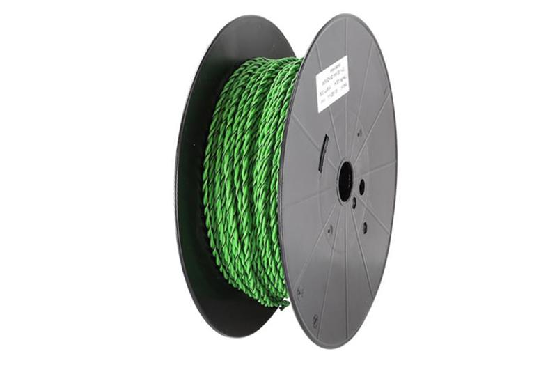 Kábel repro 2 x 2,5mm - zelený