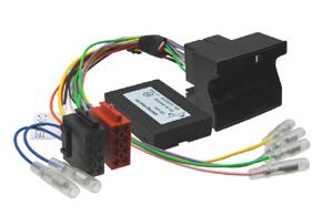 Adaptér ovládania autorádia na volante-VW / SEAT / ŠKODA (10->)