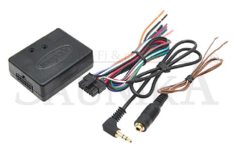 ASWC univerzálny adaptér pre ovládanie rádia z volantu