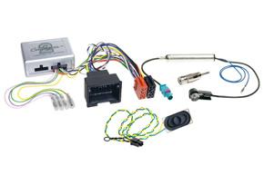 Adaptér ovládania autorádia na volante-OPEL Astra J (12/09->) ,OPEL Insignia (11/08->), CHEVROLET Cruze (09->)