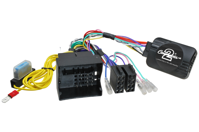 Adaptér ovládania autorádia na volante -  C-class [W204] (12-14)