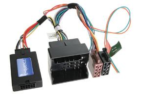 Adaptér ovládania autorádia na volante-PEUGEOT / CITROEN / Fiat/ Toyota Proace CAN-Bus