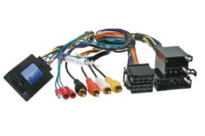 Adaptér ovládania autorádia na volante AUDI CAN-Bus - ISO