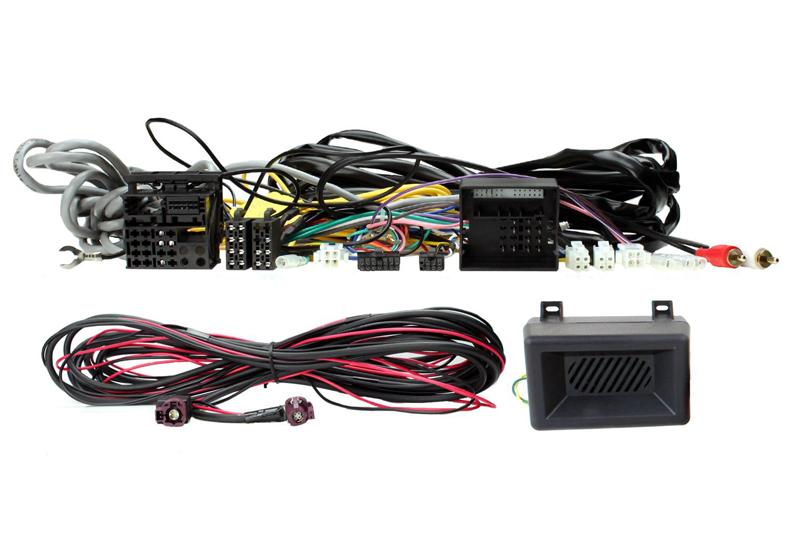 Adaptér ovládania autorádia na volante - BMW 1 / 2 / 3 / 4 bez akt.audio systému