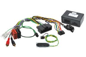 Adaptér ovládania autorádia na volante-FORD Focus (11->), FORD C-max (10->) Transit...- malý display