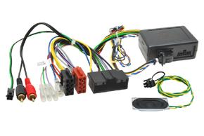 Adaptér ovládania autorádia na volante-FORD (12->) - ve¾ký display