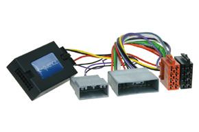 Adaptér ovládania autorádia na volante - HONDA Civic / CR-V (05->), ACURA