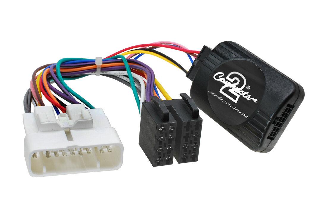 Adaptér ovládania autorádia na volante -  ISUZU D-Max (2020->)