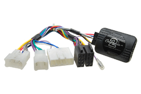 Adaptér ovládania autorádia na volante Subaru Forester / Impreza / XV (15->)