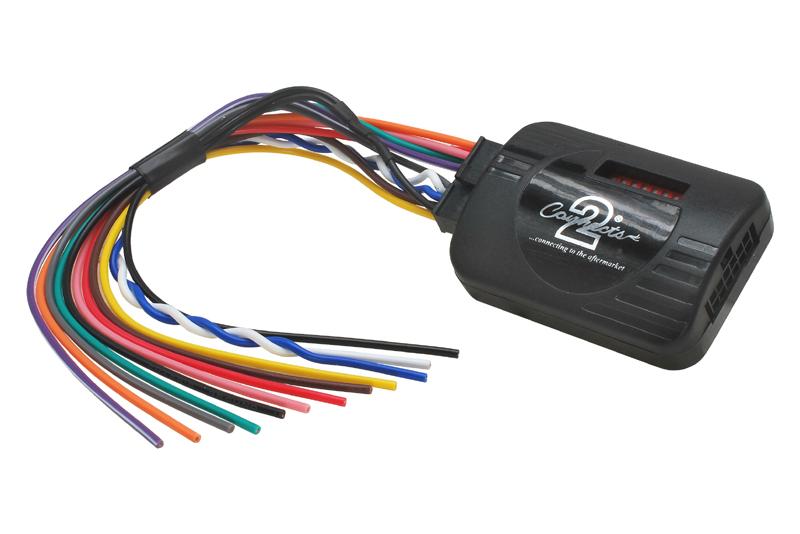 UNI-SWC3 univerzální adaptér pro ovládání na volantu