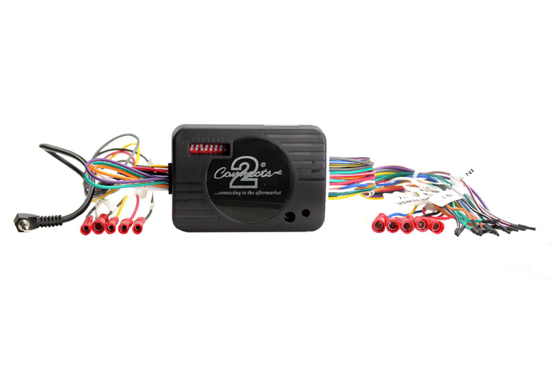 UNI-SWC5 univerzálny adaptér pre ovládanie autorádia z volantu
