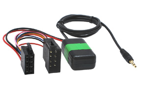 Bluetooth adaptér 12V JACK / ISO