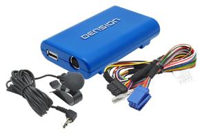 Adapt�r Lite 3BT - vstup pre iPod-USB-AUX-Bluetooth pre FIAT / ALFA / LANCIA / ROVER