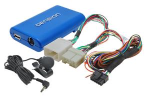 Adapt�r Lite 3BT - vstup pre iPhone-iPod-USB-AUX Bluetooth pre HONDA
