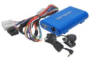 Adapt�r Lite 3BT - vstup pre iPhone-iPod-USB-AUX pre Mazda