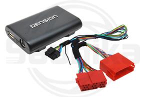 Adaptér Dension Lite 3 iPod-USB-AUX vstup pre Audi, SEAT