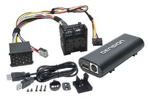Adapt�r Lite 3BT - vstup pre iPod-USB-AUX-Bluetooth pre BMW old