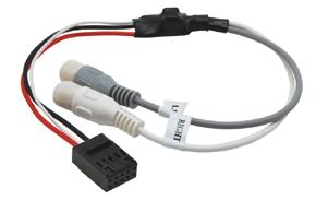 AUX vstup pre autorádiá BMW starý konektor