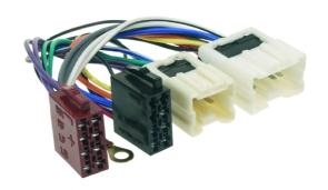 252 023: ISO redukcia pre montáž autorádia-NISSAN 350Z-Primera-Path...