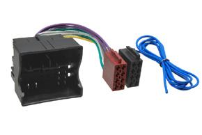 ISO redukcia pre montáž autorádia- AUDI / VW / SEAT / ŠKODA (12->)