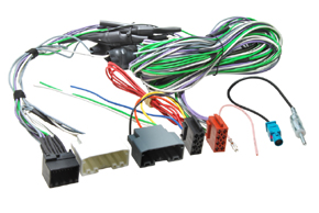 Adaptér pre aktívny audio systém CHRYSLER / DODGE / JEEP (08->).