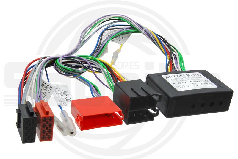 Adaptér pre plno aktívny audio systém Bose AUDI