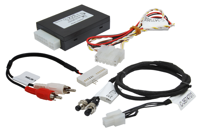 Adapt�r pre akt�vny audio syst�m Seat / �koda / VW