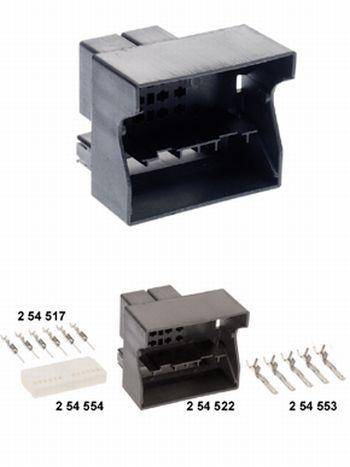 FAKRA konektor plastový kryt /autorádio/