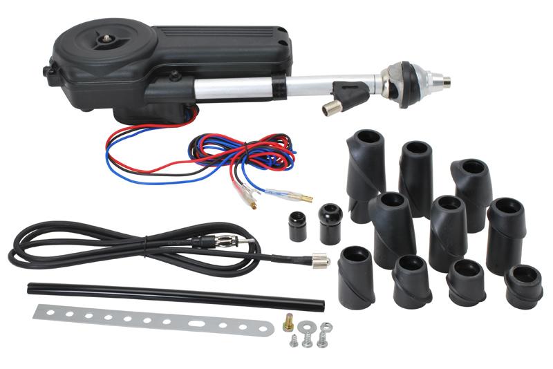 260 005: Elektrická motorová anténa - chrómový prút