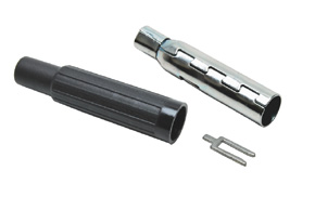 Anténny konektor DIN samica /letovacia/