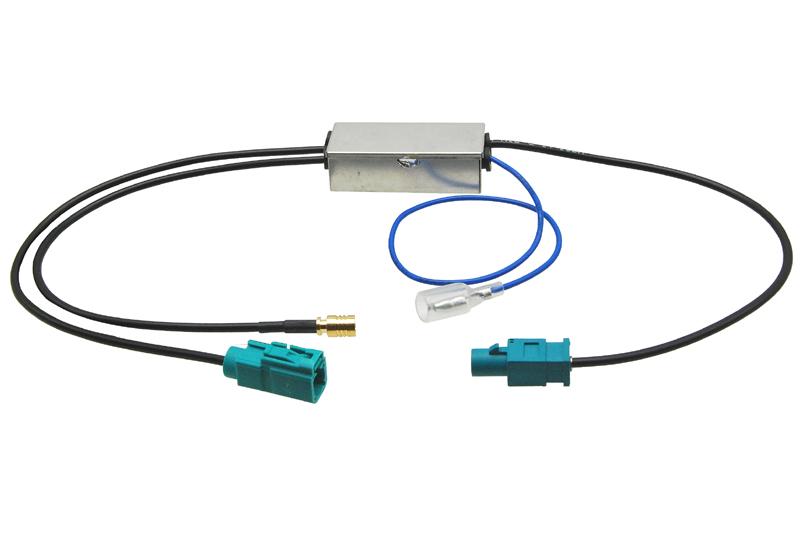 DAB-DAB+ / AM-FM rozboèovaè signálu SMB konektor